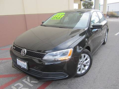 2012 Volkswagen Jetta for sale at PREFERRED MOTOR CARS in Covina CA