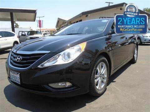 2013 Hyundai Sonata for sale at Centre City Motors in Escondido CA
