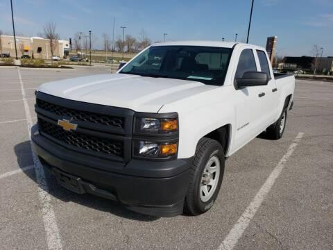 2015 Chevrolet Silverado 1500 for sale at Auto Hub in Grandview MO