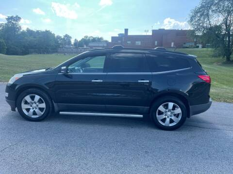 2011 Chevrolet Traverse for sale at GET N GO USED AUTO & REPAIR LLC in Martinsburg WV