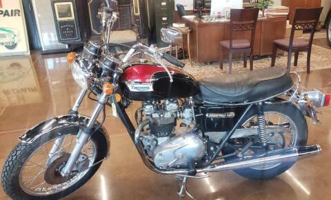 1978 Triumph Bonneville for sale at Its Alive Automotive in Saint Louis MO