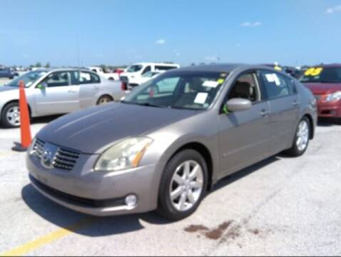 2004 Nissan Maxima for sale at HW Used Car Sales LTD in Chicago IL