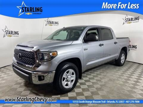 2018 Toyota Tundra for sale at Pedro @ Starling Chevrolet in Orlando FL