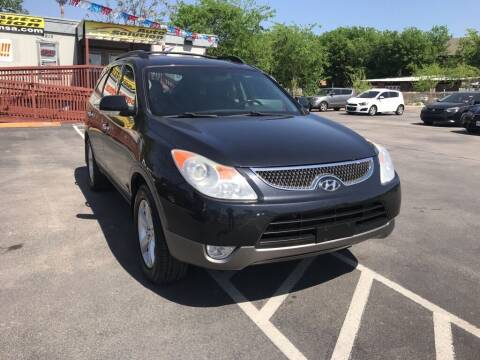 2008 Hyundai Veracruz for sale at Auto Solution in San Antonio TX