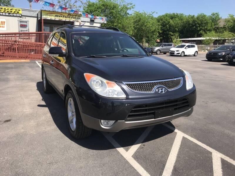 2008 Hyundai Veracruz for sale at Auto Solution in San Antonio TX
