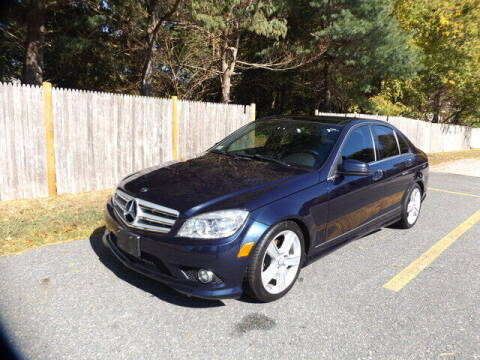 2010 Mercedes-Benz C-Class for sale at Wayland Automotive in Wayland MA