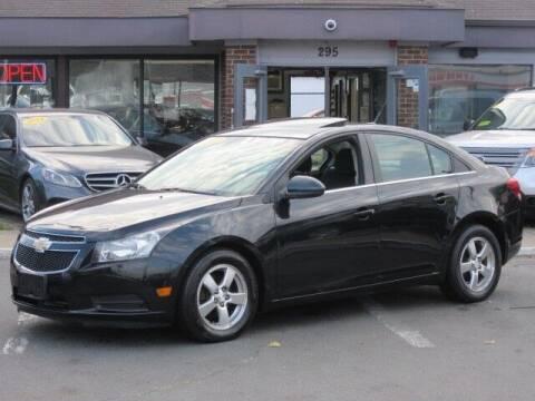 2012 Chevrolet Cruze for sale at Lynnway Auto Sales Inc in Lynn MA