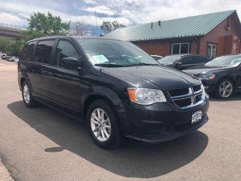 2016 Dodge Grand Caravan for sale at BERKENKOTTER MOTORS in Brighton CO