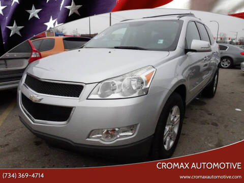 2011 Chevrolet Traverse for sale at Cromax Automotive in Ann Arbor MI
