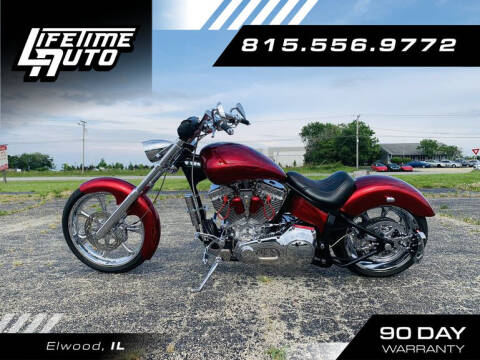 2010 CUSTOM CHOPPER for sale at Lifetime Auto in Elwood IL