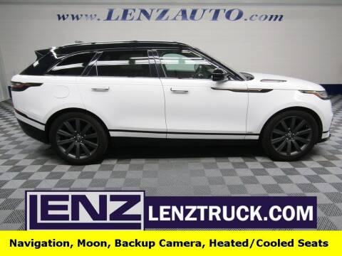 2018 Land Rover Range Rover Velar for sale at LENZ TRUCK CENTER in Fond Du Lac WI