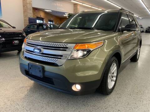 2013 Ford Explorer for sale at Dixie Motors in Fairfield OH