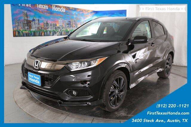 2021 Honda HR-V for sale in Austin, TX