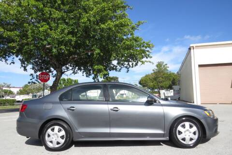 2013 Volkswagen Jetta for sale at Love's Auto Group in Boynton Beach FL