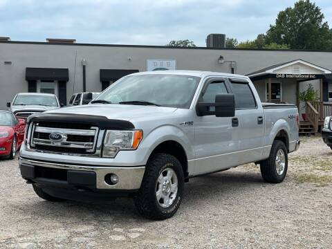 2014 Ford F-150 for sale at DAB Auto World & Leasing in Wake Forest NC