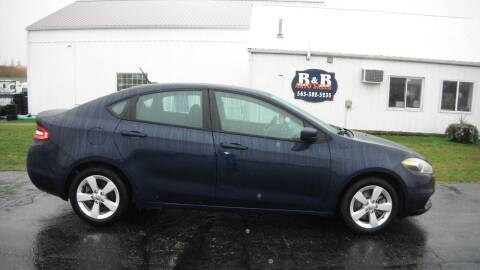 2016 Dodge Dart for sale at B & B Sales 1 in Decorah IA