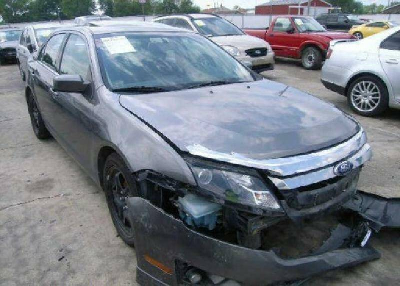2010 Ford Fusion for sale at RAGINS AUTOPLEX in Kennett MO