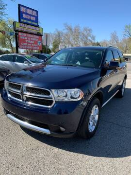 2013 Dodge Durango for sale at Right Choice Auto in Boise ID