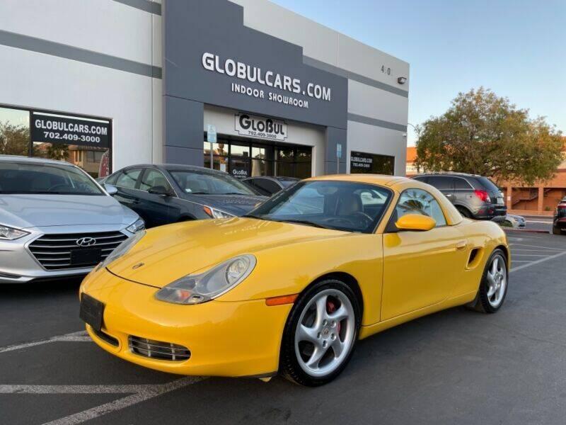 2000 Porsche Boxster for sale in Las Vegas, NV