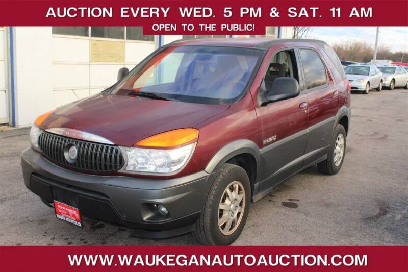2002 Buick Rendezvous for sale at Waukegan Auto Auction in Waukegan IL
