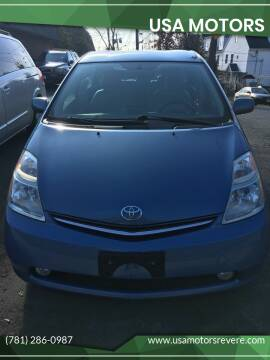 2008 Toyota Prius for sale at USA Motors in Revere MA