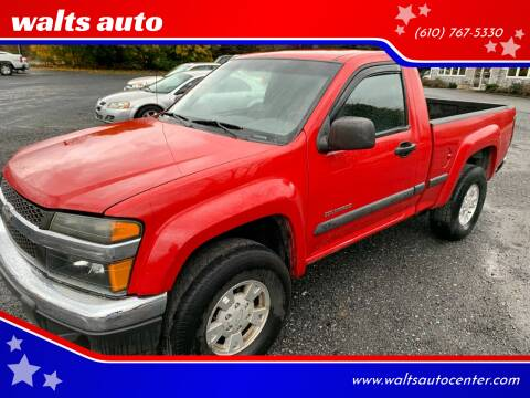 2004 Chevrolet Colorado for sale at walts auto in Cherryville PA