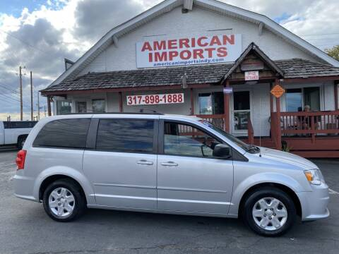 2011 Dodge Grand Caravan for sale at American Imports INC in Indianapolis IN