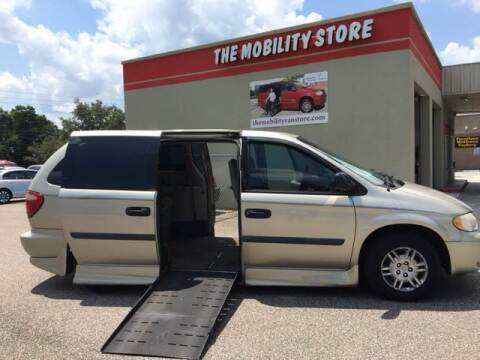 2005 Dodge Grand Caravan for sale at The Mobility Van Store in Lakeland FL