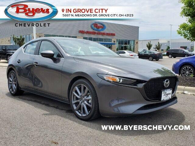 2019 Mazda Mazda3 Hatchback for sale in Grove City, OH