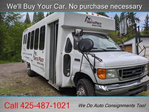 2007 Ford E-Series Chassis for sale at Platinum Autos in Woodinville WA