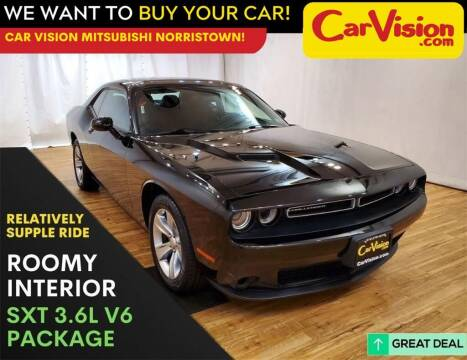 2016 Dodge Challenger for sale at Car Vision Mitsubishi Norristown in Trooper PA