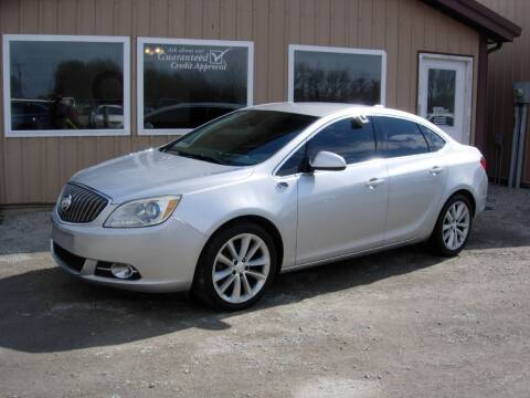 2015 Buick Verano for sale at Greg Vallett Auto Sales in Steeleville IL