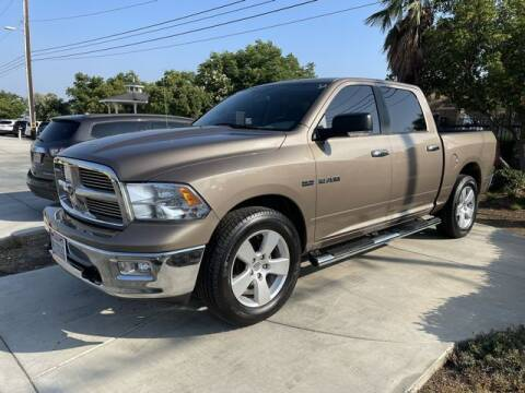 2009 Dodge Ram Pickup 1500 for sale at Los Compadres Auto Sales in Riverside CA
