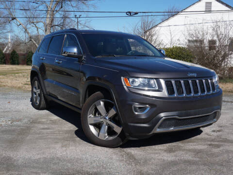2014 Jeep Grand Cherokee for sale at Auto Mart in Kannapolis NC
