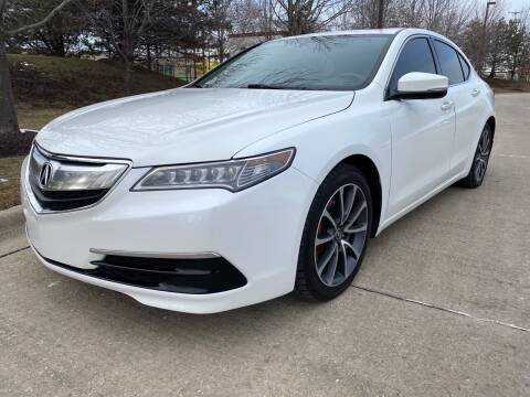 2015 Acura TLX for sale at Western Star Auto Sales in Chicago IL