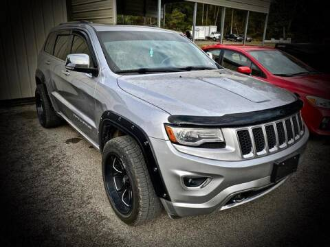 2014 Jeep Grand Cherokee for sale at Carder Motors Inc in Bridgeport WV