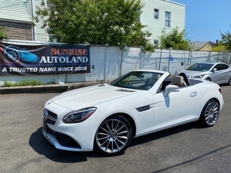 2018 Mercedes-Benz SLC for sale in Hollis, NY