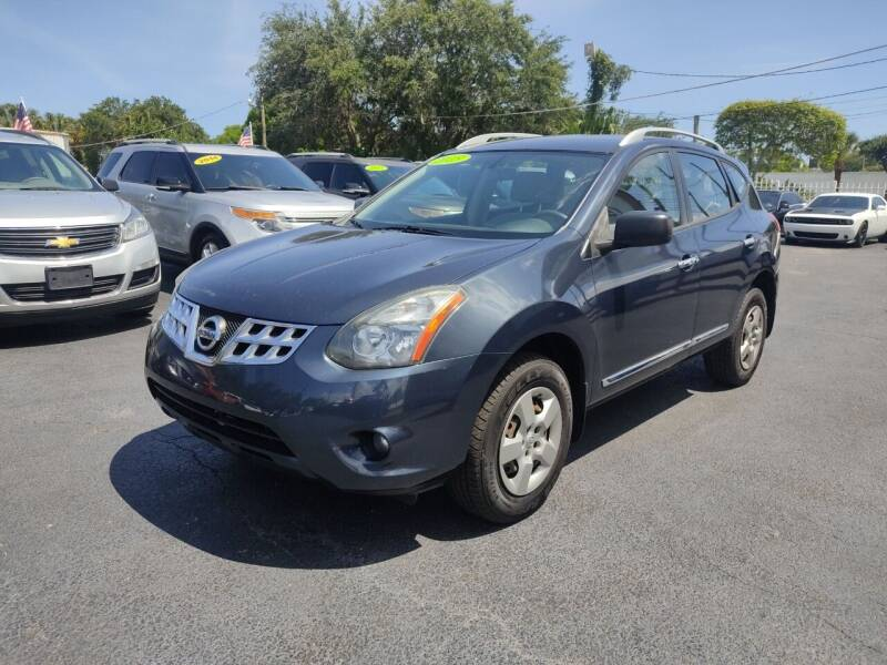 2015 Nissan Rogue Select for sale at Bargain Auto Sales in West Palm Beach FL