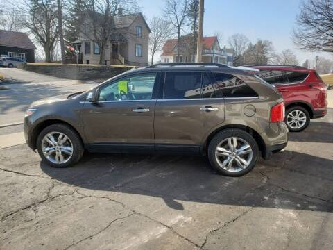 2011 Ford Edge for sale at MISHICOT AUTO SALES LLC in Mishicot WI
