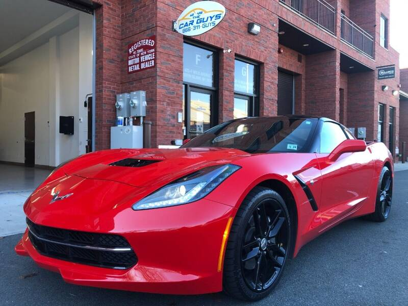 2019 Chevrolet Corvette for sale at The Car Guys in Staten Island NY