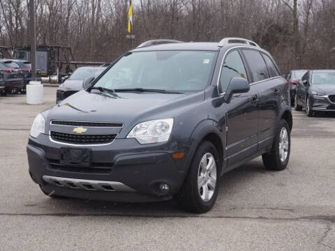 2014 Chevrolet Captiva Sport for sale at LAKE CITY AUTO SALES in Forest Park GA