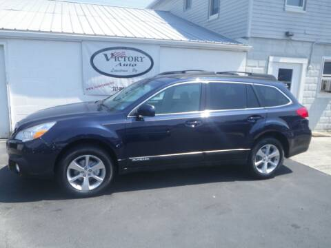 2014 Subaru Outback for sale at VICTORY AUTO in Lewistown PA