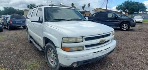 2005 Chevrolet Suburban for sale at BAC Motors in Weslaco TX