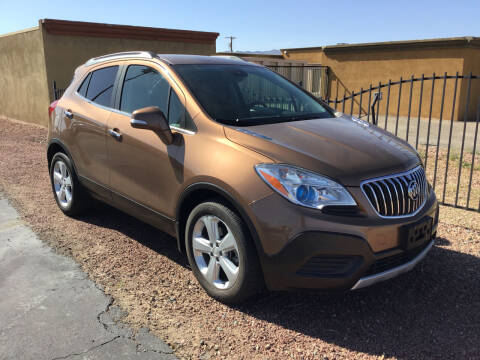 2016 Buick Encore for sale at SPEND-LESS AUTO in Kingman AZ
