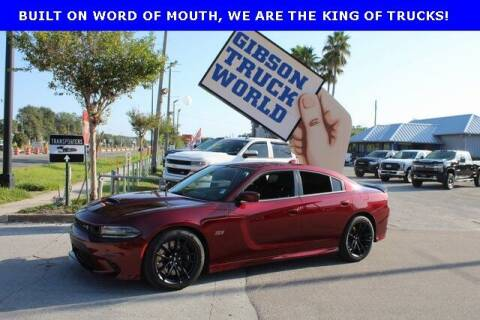 2021 Dodge Charger for sale at Gibson Truck World in Sanford FL