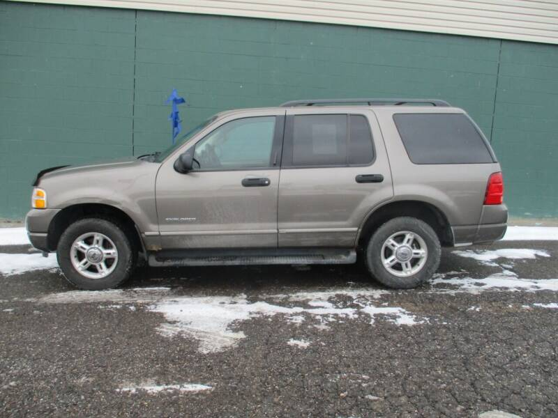2004 Ford Explorer for sale at Sally & Assoc. Auto Sales Inc. in Alliance OH