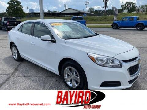 2016 Chevrolet Malibu Limited for sale at Bayird Truck Center in Paragould AR