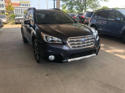2015 Subaru Outback for sale at Divine Auto Sales LLC in Omaha NE