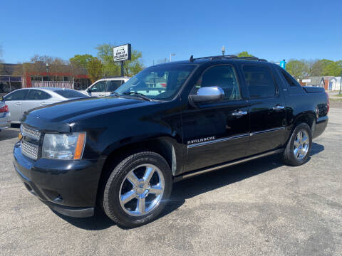 2012 Chevrolet Avalanche for sale at BWK of Columbia in Columbia SC