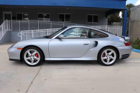 2001 Porsche 911 for sale at PERFORMANCE AUTO WHOLESALERS in Miami FL